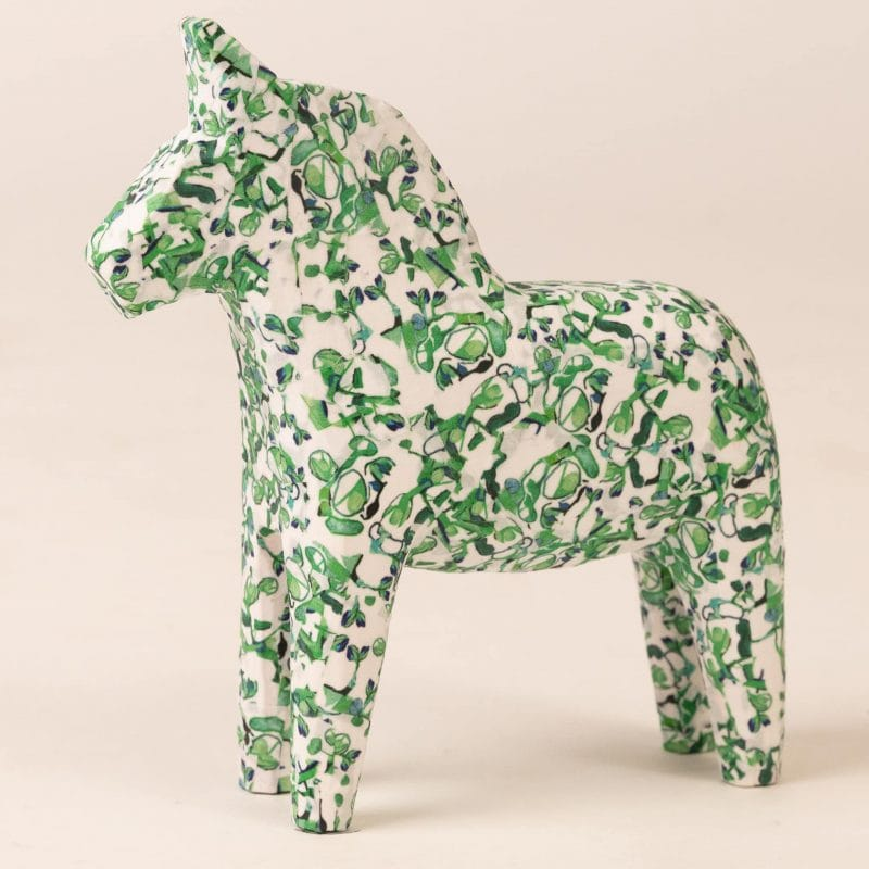 Dala horse LEYLA (full)