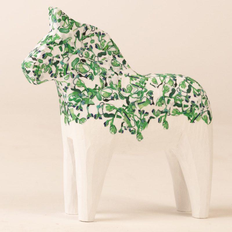 Dala horse LEYLA (half)
